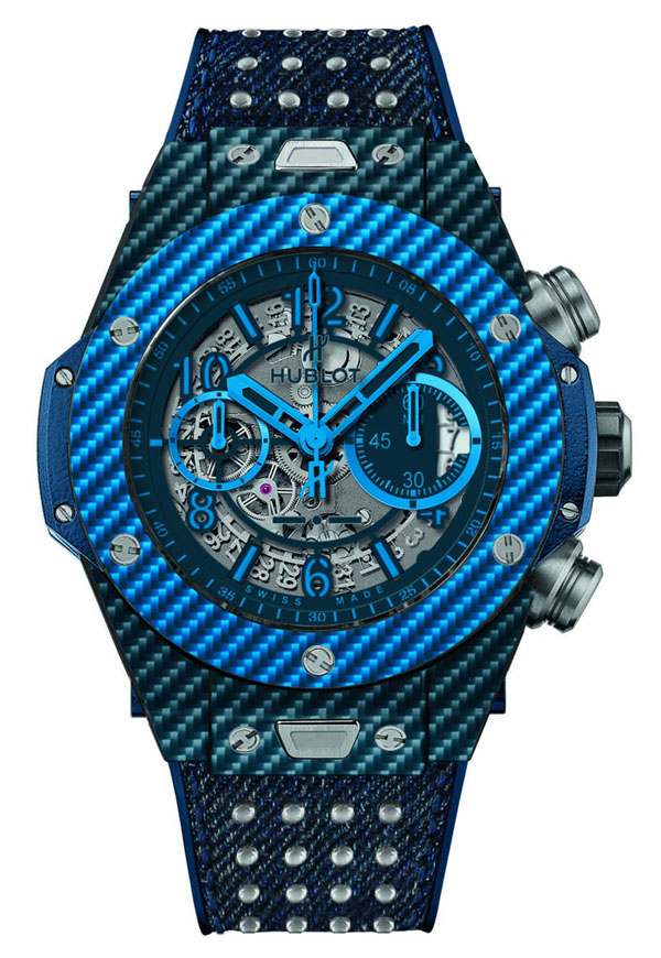 Hublot Big Bang Unico 45 Italia Independent