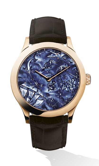 Van Cleef & Arpels Midnight Nuit Australe VCARO4IS00_607007 Watch