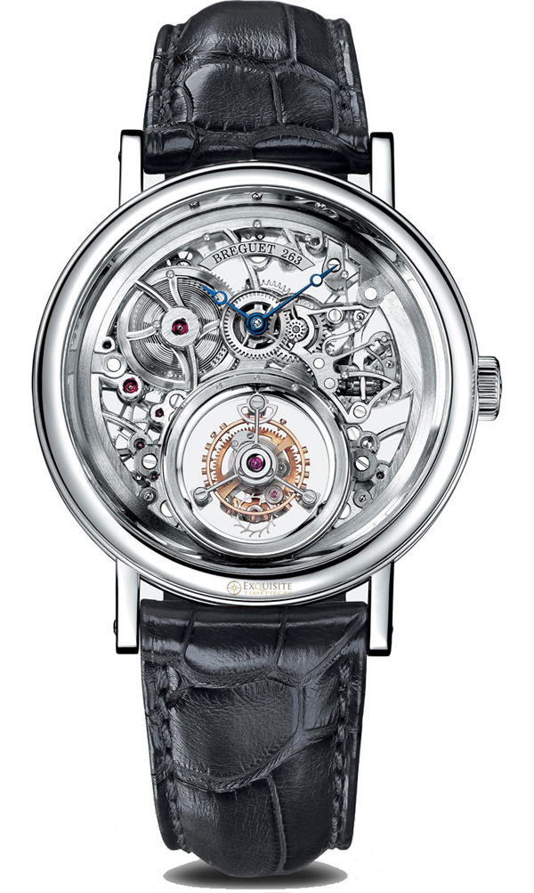 Breguet Tourbillon Messidor 5335 5335PT-42-9W6