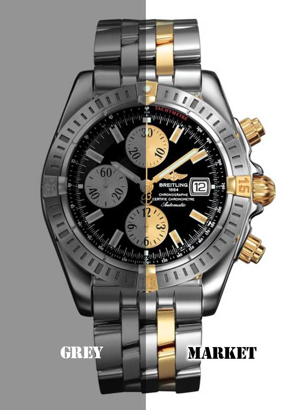 ppt download black fakes market slide marketing watches grey