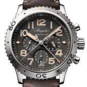 brown dial breguet watch
